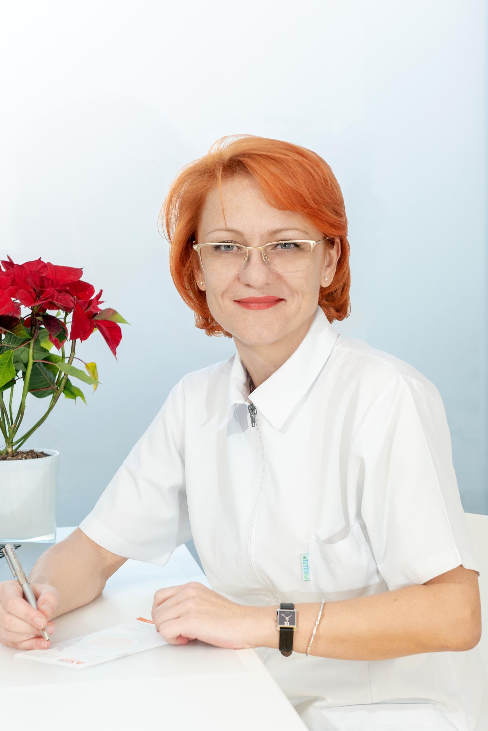Dr. Bogdana Murgeanu - ginecologice